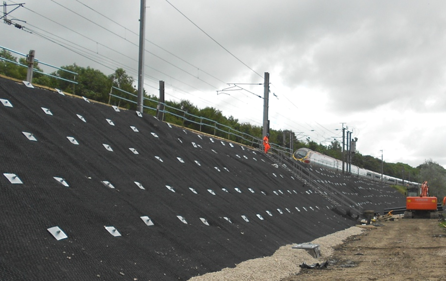 Soil Nailing, Anchoring & Slope Stabilisation - Forkers